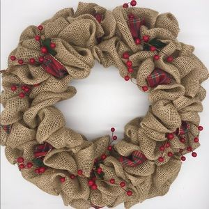 Advent Wreath, Christmas Wreath, Xmas Home Decor